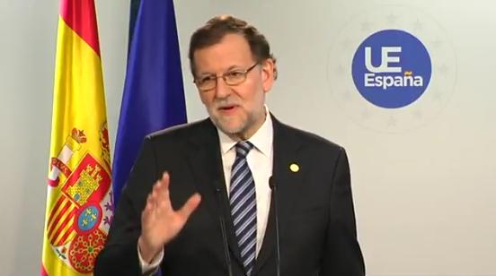 Vídeo Rajoy Menysprea I Ignora Un Periodista Per Haver Li