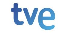 El logo de TVE